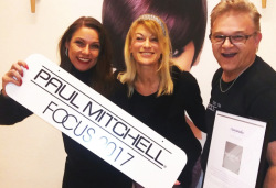 PAUL MITCHELL Focussalon 2017